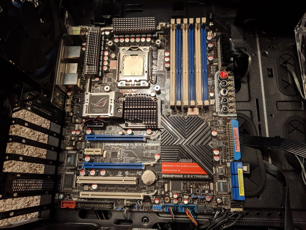 ASUS Rampage II Extreme